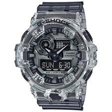 CASIO G-SHOCK GA700SK-1A Clear Silver Metallic Skeleton Watch GA-700SK Japan New
