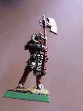 Beastman Gor warrior beastmen figure #14 metal figure citadel gw slotta