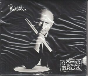 2 Cd Audio PHIL COLLINS - THE ESSENTIAL GOING BACK + EXTRA LIVE nuovo digipack