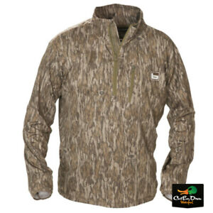 NEW BANDED GEAR YOUTH TEC STALKER QUARTER 1/4 ZIP PULLOVER  - B3030002 -