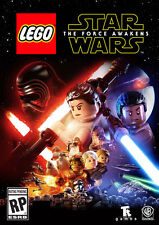LEGO Star Wars : The Force se réveille A4 260gsm Poster Print