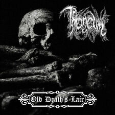"THRONEUM ""Old Death´s Lair"" CD (Tribulacion Prod) Vader Sodom Sadistik Exekution"