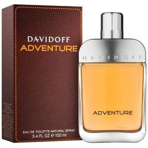 Davidoff Adventure For Men Eau De Toilette Spray 100Ml **Brand New**