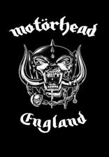 Motörhead England Logo Aufkleber PVC Sticker MC Heavy Metal Punk HC Auto Laptop