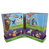 A Childs First Library Of Learning: 'Skills' Volumes 1-17 Hardcover Book Series