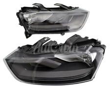 AUDI Q3 2011 - HALOGEN HEADLIGHT SET LEFT AND RIGHT SIDE GENUINE OEM NEW
