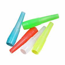 20 x Shisha Hookah Mouth Tips Disposable Plastic Drip Pipe Sheesha Filter Pieces