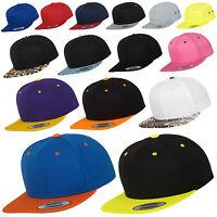 Original FLEXFIT®  Snapback Cap Flex Fit Baseball Mütze Kappe Snap Back OSFA