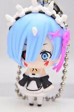 Re:Zero Starting Life in Another World Mascot Keychain Figure~Rem Oni Form@71011