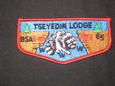 Mint OA Flap Lodge 65 Tseyedin Red Border