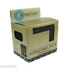 "Kinesio® Tex Tape Water Resistant, Color: Black, 2"" x 5.5 yd. Single Roll"