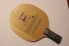 "Yasaka ""Ma Lin Carbon"" Custom-made Table Tennis Bat, w/ NEO Hurricane + MarkV AD"