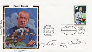 **Johnny Unitas Signed Autographed Cachet Baltimore Colts #1 PSA/DNA**