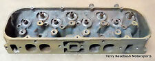 GM 343772 NOS BBC-Oval Port Bare SINGLE Cylinder Head, Dated: F-18-1981,