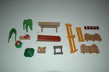 PLAYMOBIL Victorian Mansion Garden Parts 5300