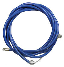 Odyssey Slic Kable bicycle brake cable 65 inch inner wire 60 inch housing-blue