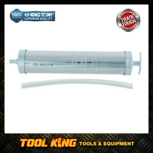 Suction Gun for oils brake and transmissionfluid etc Trade Quality King Tony