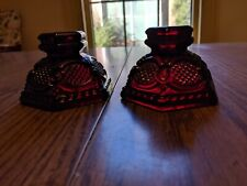 Avon Cape Cod Collection Pair of Candleholders