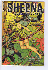 Sheena Queen of the Jungle #14 Fiction House 1951