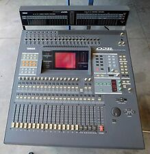 Yamaha O2R Digital Mixer With MB02 Peak Meter Bridge and 3 Digital Cards