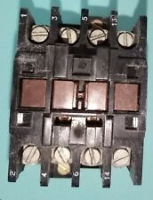 Relais Bloc Contact TELEMECANIQUE Contacteur LC1-D093 Bobine AC1 25A 220VAC