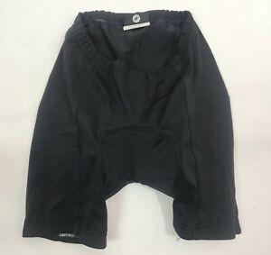 6/6 Castelli Cycling Shorts Boys Size 10Y Kid Padded Black Bike Pants NEVER USED