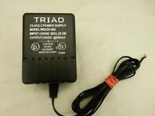 Triad Class 2 Power Supply Wdu24-800 24Vdc 800mA Dc Adapter