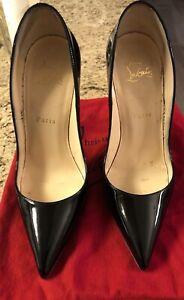 Christian Louboutin 37.5 heels