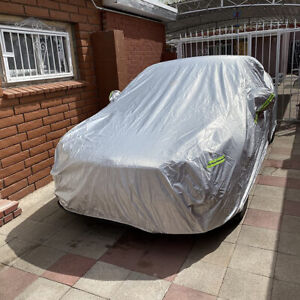 For Kia Forte Car Cover Waterproof Outdoor UV Resistant All Weather Protection