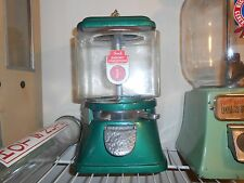 Vintage BLOYD Lucky Boy GUMBALL CANDY PEANUT Vendor Machine - SUPER RARE GLOBE