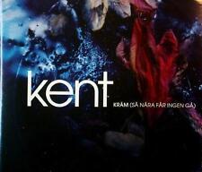 KENT - Kram Kräm (Så Nära Får Ingen Gå) RCA 74321 35527 2 3tr 1996 CD Max Single