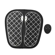 EMS Tens Foot Massager Pad Mat set Attachment fit for TechCare Tens Machines