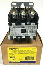 SQUARE D Schneider 8910DPA13V14 Contactor Open Type 600V 3P 30A 20FLA 24VAC Coil