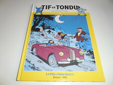 """TIF ET TONDU TOME 1/ LA COLLECTION/ LA VILLA """"SANS-SOUCI""""/ TBE"""