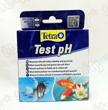 Tetra Test pH Measure Level Acid Treatment Aquarium Fish Tank Fresh Water Kit