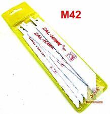 "(5) 6"" Bi-Metal Reciprocating Saw Blades M42 14TH per Inch Brand New"