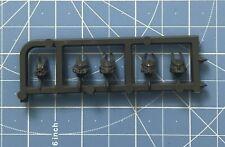 Warp Talons Heads Chaos Space Marines Warhammer 40K Bits