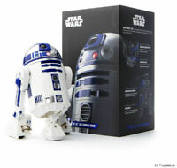 Star Wars R2-D2 App-Enabled Astromech Holographic Droid - Sphero R201ROW - NEW