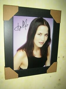 Andrea Corr {The Corrs} Gorgeous Hand Signed Photograph {8x10} Framed + CoA