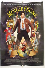 "MONKEYBONE - Brendan Fraser - Original Int'l ""A"" - 2001  Rolled DS 1sh C9/C10"
