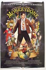 "MONKEYBONE - Brendan Fraser - Original Int'l ""A"" - 2001  Rolled DS 1sh C9/C10"