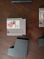 Nintendo NES Top Secret Episode Golgo 13 Video Game