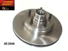 Disc Brake Rotor-Rear Drum Front Best Brake GP5546