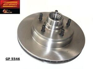 Disc Brake Rotor-Rear Drum Front Best Brake GP5546
