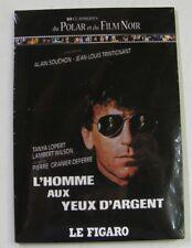 DVD L'HOMME AUX YEUX D'ARGENT - Alain SOUCHON / Jean Louis TRINTIGNANT - NEUF