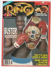 June Boxing Sports Magazines