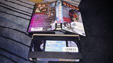 Friday The 13th: Friday's Curse 2 1987 Japanese VHS Tape Japan Horror Jason