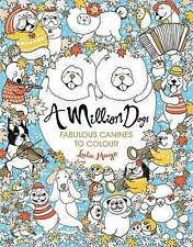 A Million Dogs (Colouring Books), Mayo, Lulu, New Book