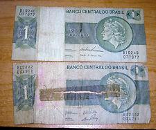 1 Um Cruzeiro Banco central Do Brasil x 2