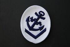 DDR NVA Volksmarine Ärmel-Abzeichen Obermaat Med - Uniform East German Navy